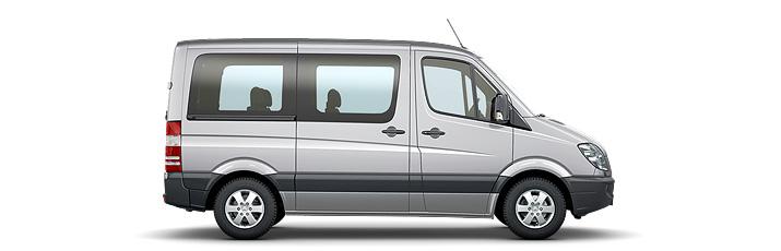 sprinter combi y minibus cantore s a. Black Bedroom Furniture Sets. Home Design Ideas
